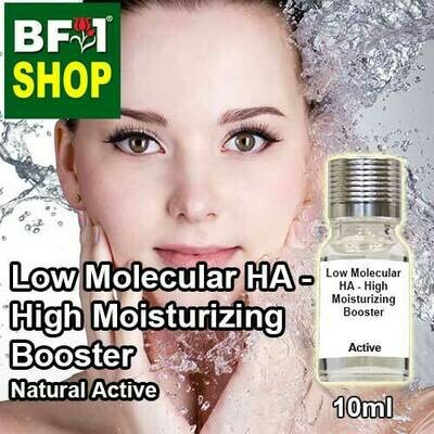 Active - Low Molecular HA - High Moisturizing Booster Active - 10ml