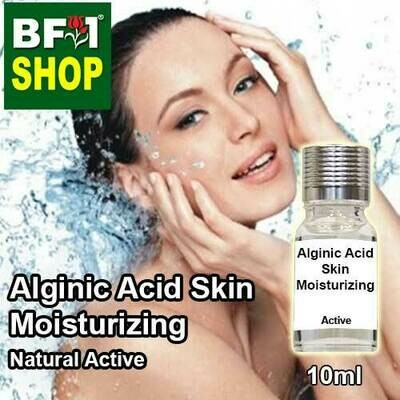 Active - Alginic Acid Skin Moisturizing Active - 10ml