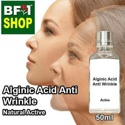 Active - Alginic Acid Anti Wrinkle Active - 50ml