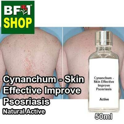 Active - Cynanchum - Skin Effective Improve Psosriasis Active - 50ml