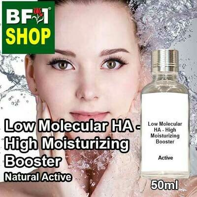 Active - Low Molecular HA - High Moisturizing Booster Active - 50ml