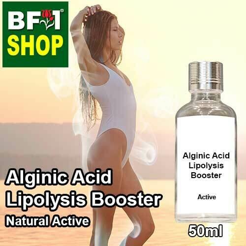 Active - Alginic Acid Lipolysis Booster Active - 50ml