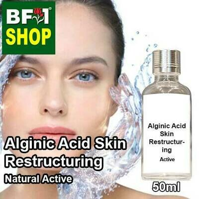 Active - Alginic Acid Skin Restructuring Active - 50ml