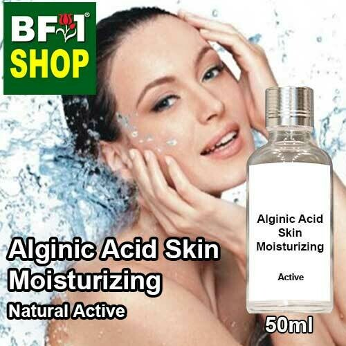 Active - Alginic Acid Skin Moisturizing Active - 50ml