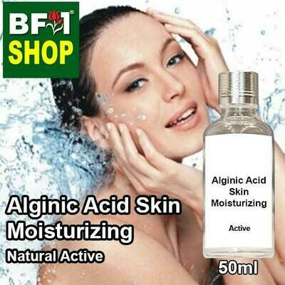 Active - Alginic Acid Skin Moisturizing Active - 50ml