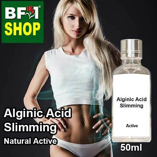 Active - Alginic Acid Slimming Active - 50ml