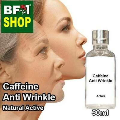 Active - Caffeine Anti Wrinkle Active - 50ml