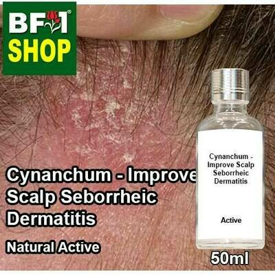 Active - Cynanchum - Improve Scalp Seborrheic Dermatitis Active - 50ml