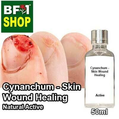 Active - Cynanchum - Skin Wound Healing Active - 50ml