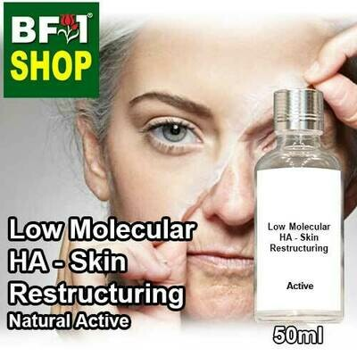 Active - Low Molecular HA - Skin Restructuring Active - 50ml
