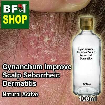 Active - Cynanchum - Improve Scalp Seborrheic Dermatitis Active - 100ml