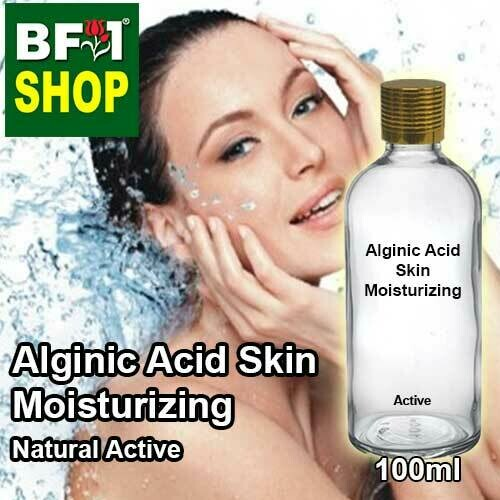 Active - Alginic Acid Skin Moisturizing Active - 100ml