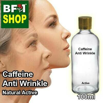 Active - Caffeine Anti Wrinkle Active - 100ml