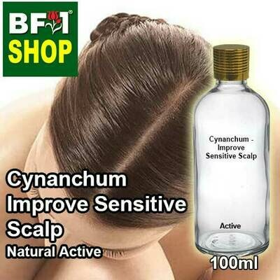 Active - Cynanchum - Improve Sensitive Scalp Active - 100ml