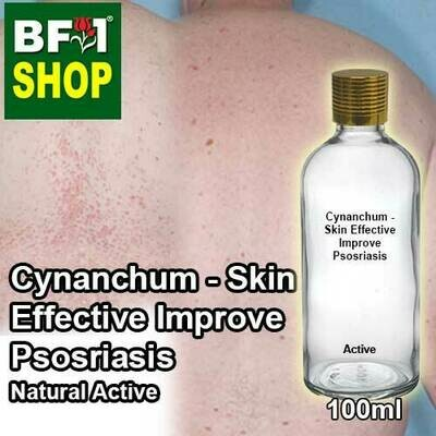 Active - Cynanchum - Skin Effective Improve Psosriasis Active - 100ml