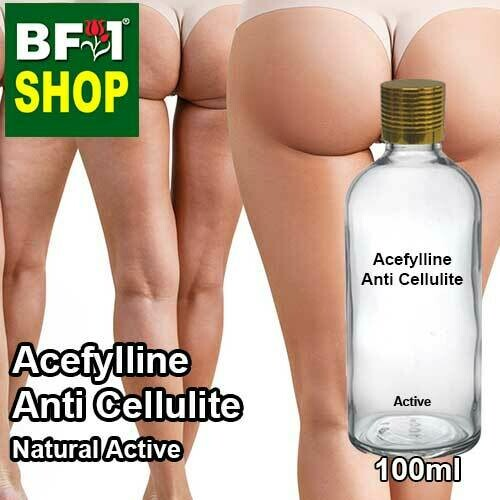 Active - Acefylline Anti Cellulite Active - 100ml