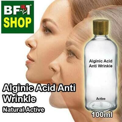 Active - Alginic Acid Anti Wrinkle Active - 100ml