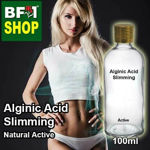 Active - Alginic Acid Slimming Active - 100ml
