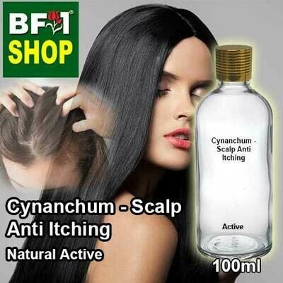 Active - Cynanchum - Scalp Anti Itching Active - 100ml