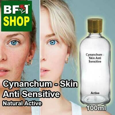 Active - Cynanchum - Skin Anti Sensitive Active - 100ml
