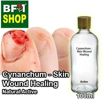 Active - Cynanchum - Skin Wound Healing Active - 100ml