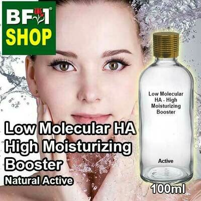 Active - Low Molecular HA - High Moisturizing Booster Active - 100ml