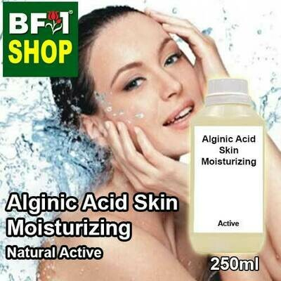 Active - Alginic Acid Skin Moisturizing Active - 250ml