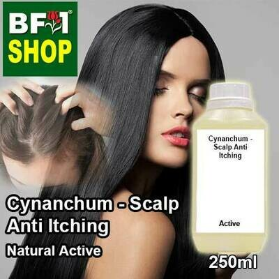 Active - Cynanchum - Scalp Anti Itching Active - 250ml