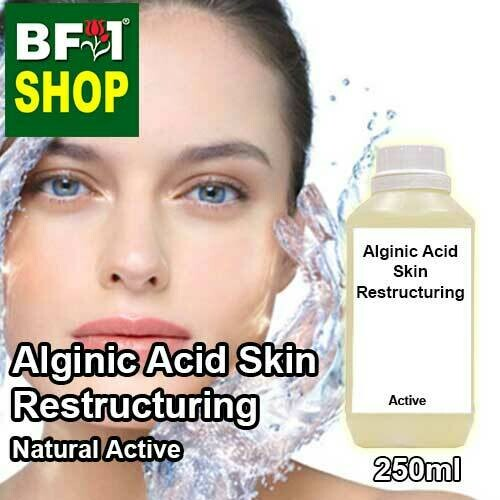 Active - Alginic Acid Skin Restructuring Active - 250ml
