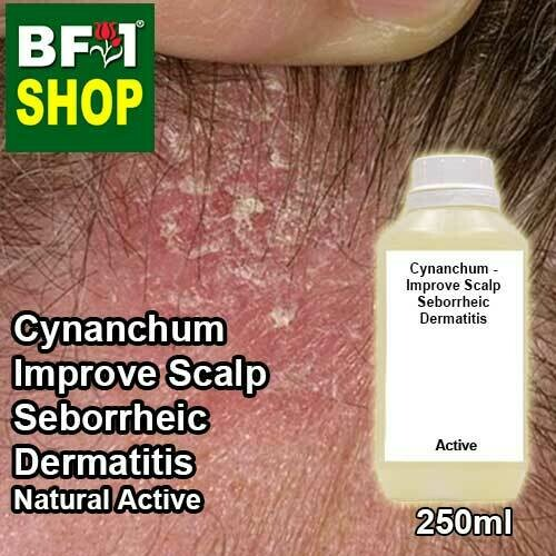 Active - Cynanchum - Improve Scalp Seborrheic Dermatitis Active - 250ml