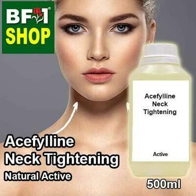 Active - Acefylline Neck Tightening Active - 500ml