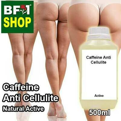 Active - Caffeine Anti Cellulite Active - 500ml