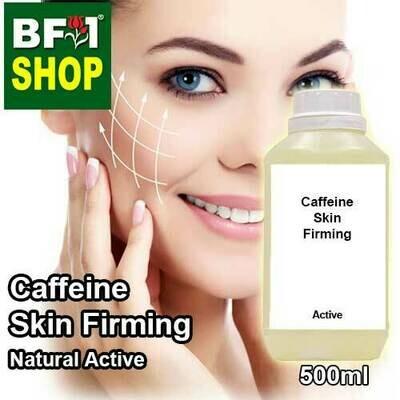 Active - Caffeine Skin Firming Active - 500ml