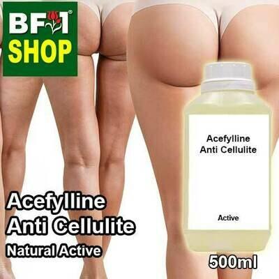Active - Acefylline Anti Cellulite Active - 500ml