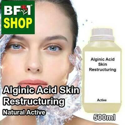 Active - Alginic Acid Skin Restructuring Active - 500ml