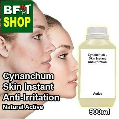 Active - Cynanchum - Skin Instant Anti-Irritation Active - 500ml