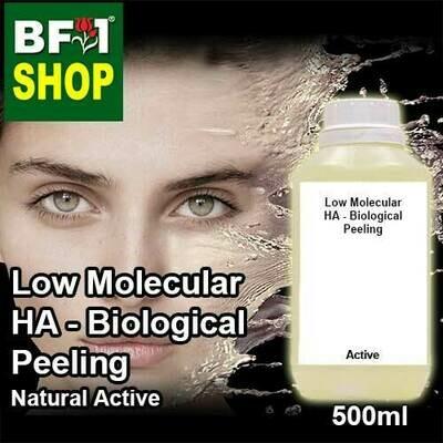 Active - Low Molecular HA - Biological Peeling Active - 500ml