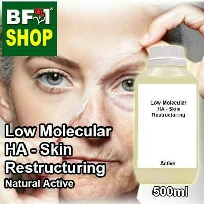 Active - Low Molecular HA - Skin Restructuring Active - 500ml