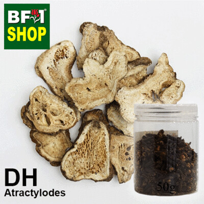 Dry Herbal - Atractylodes - 50g