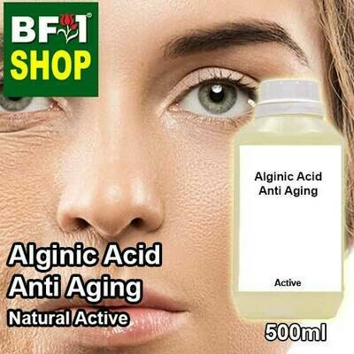 Active - Alginic Acid Anti Aging Active - 500ml