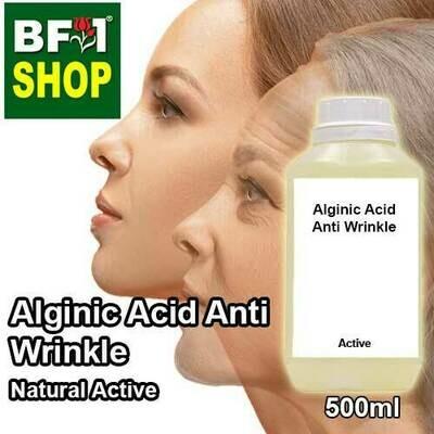 Active - Alginic Acid Anti Wrinkle Active - 500ml