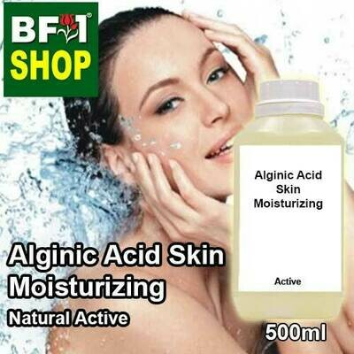 Active - Alginic Acid Skin Moisturizing Active - 500ml
