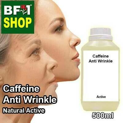 Active - Caffeine Anti Wrinkle Active - 500ml