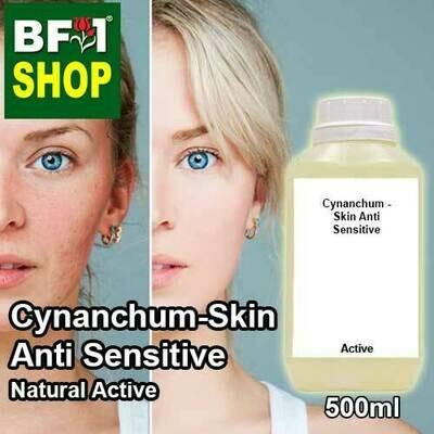 Active - Cynanchum - Skin Anti Sensitive Active - 500ml