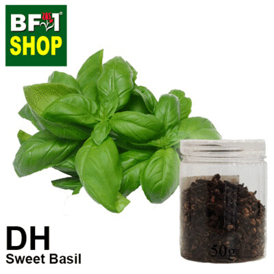 Dry Herbal - Basil - Sweet Basil ( Giant Basil ) - 50g