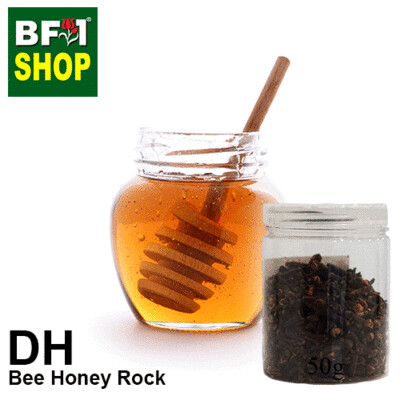 Dry Herbal - Bee Honey Rock - 50g
