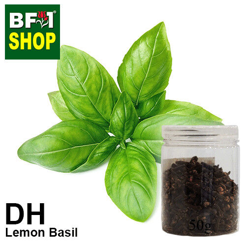 Dry Herbal - Basil - Lemon Basil - 50g