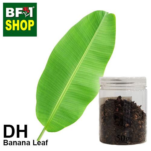 Dry Herbal - Banana Leaf - 50g