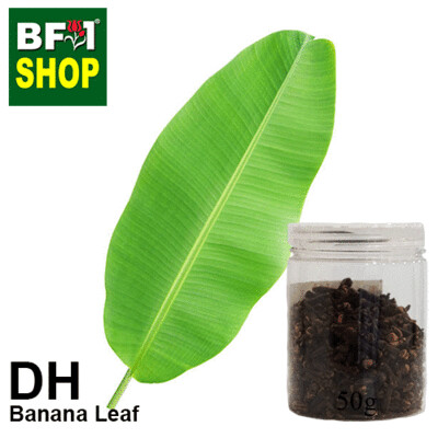 Dry Herbal - Banana Leaf - 50g