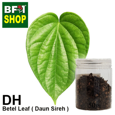 Dry Herbal - Betel Leaf ( Daun Sireh ) - 50g